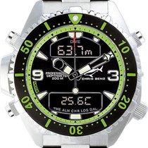 Chris Benz Depthmeter Digital CB-D200-G-MB Herrenchronograph...