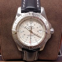Breitling Colt Quartz Steel 41mm Arabic numerals United Kingdom, Wilmslow