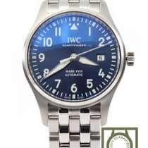 IWC NEW MODEL Pilots watch Mark XVIII Le Petit Prince Steel NEW