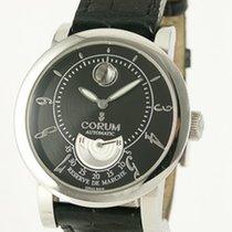 Corum Chronometer 43mm Automatik 2005 gebraucht Schwarz
