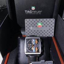 TAG Heuer Monaco Gulf Vintage - Cal.17 - CW211A-FULL SET