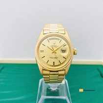 Rolex Day-Date President Yellow Gold 18kts