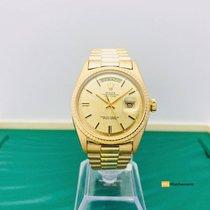 Ρολεξ (Rolex) Day-Date President Yellow Gold 18kts