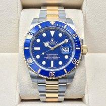 Rolex Submariner Date Gold/Steel Blue Dial LC-EU