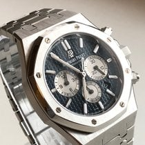 Audemars Piguet Royal Oak Chrono BOUTIQUE  BLUE DIAL LC EU...