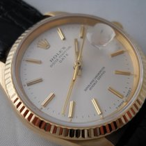 "Rolex DATE REF.15238 YELLOW GOLD 18K NEVER POLISHED ""L"""