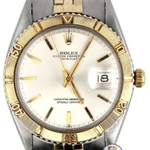 Rolex DateJust 1625 Turn-O-Graph 36mm Two Tone Thunderbird...