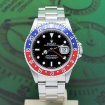 """Rolex GMT Master """" Pepsi """" mit rolex Box von 1997"""