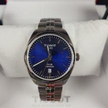 天梭 PR 100 全新 2020 石英 带有原装包装盒和原始证书的手表 T101.410.44.041.00