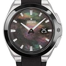 Junghans Spektrum Steel 35,6mm Mother of pearl No numerals
