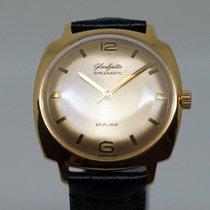 GUB Glashütte 36mm Automatic 1973 pre-owned Gold