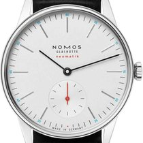 NOMOS Orion Neomatik Steel 36mm No numerals United States of America, Florida, Naples