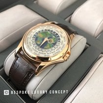 Patek Philippe World Time 5131R-010 Very good Rose gold Automatic