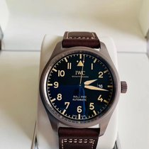 IWC Pilot Mark Titanium 40mm Black Arabic numerals United States of America, California, Sunnyvale