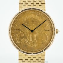 Corum Coin Watch Yellow gold Gold United States of America, California, Pleasant Hill