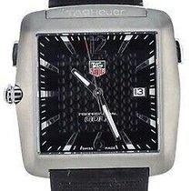 TAG Heuer Professional Golf Watch pre-owned 39mm Black Date