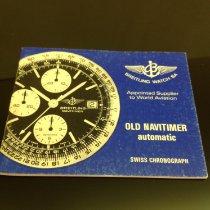 Breitling Old Navitimer 11.87 1980 nouveau
