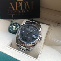 Rolex Datejust II Or/Acier 41mm Gris Romain France, MARSEILLE