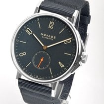 NOMOS Ahoi Atlantik Steel 40mm Blue