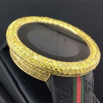 Gucci Steel 50mm Quartz 114-2 pre-owned United States of America, New York, New York