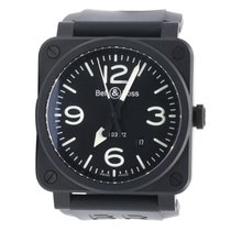 Bell & Ross BR 03-92 Ceramic BR03-92 new