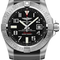 Breitling Avenger II Seawolf new Automatic Watch with original box A1733110-BC31-153S