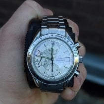 Omega 35135000 Steel Speedmaster Date 39mm pre-owned United States of America, Ohio, Dayton