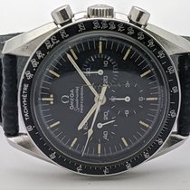 Omega Speedmaster Professional Moonwatch Steel 42mm Black No numerals United States of America, Texas, El Paso