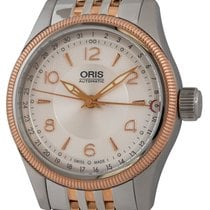 Oris Big Crown Pointer Date 754-7679-4331 new