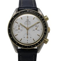 Omega Speedmaster Reduced 175.0032 Good Gold/Steel 39mm Automatic