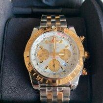 Breitling Chronomat 44 GMT Roségold Gold Arabisch