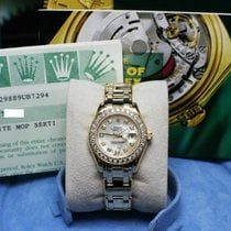 Rolex Lady-Datejust Pearlmaster 2000 usados