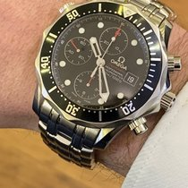 Omega Seamaster Diver 300 M 213.30.42.40.01.001 2010 pre-owned