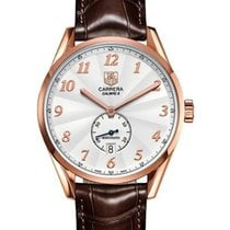 TAG Heuer Or rose Remontage automatique
