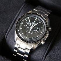 Omega Speedmaster Professional Moonwatch Acier 42mm Noir Sans chiffres France, Thonon les bains