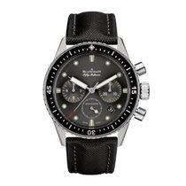 Blancpain Men's Bathyscaphe Chronographie Flyback  5200-1110-B52A