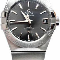 Omega Co-Axial 38mm 123.10.38.21.06.001
