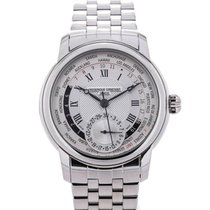 Frederique Constant Worldtimer Manufacture 42 Stainless Steel