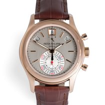 Patek Philippe 5960R Annual Calendar Chronograph - Rose Gold...