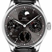 IWC Portuguese Perpetual Calendar IW503301 new