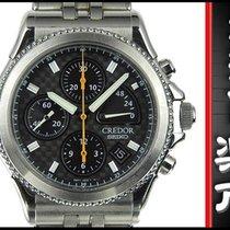 セイコー (Seiko) Credor Pacific Chronograph Men's Automatic Wrist...
