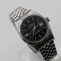 Rolex Datejust 16014 Black Dial