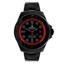 Rolex Deepsea 116660 Black Venom - Red's Taste
