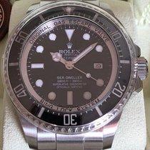 Rolex Sea-Dweller Deepsea, Ref. 116660, LC100, Full Set, große...