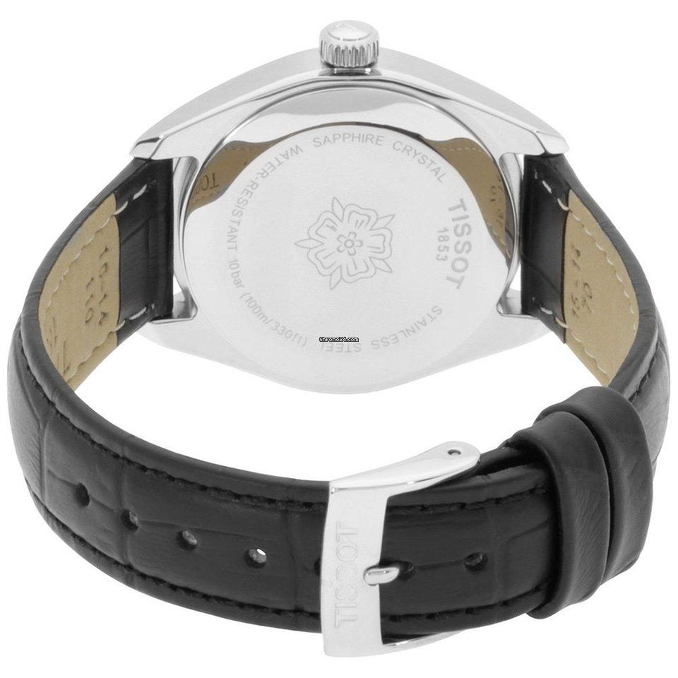 Tissot Pr 100 Quartz Cosc Lady Black Dial Leather Ladies Watch... eladó 65  333 Ft Seller státuszú eladótól a Chrono24-en 209df65c57