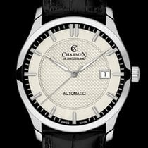 Charmex Steel 40mm Automatic Charmex La Tremola 2645 new