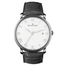 Blancpain Villeret Ultra-Slim new 2018 Automatic Watch with original box and original papers 6651-1127-55B