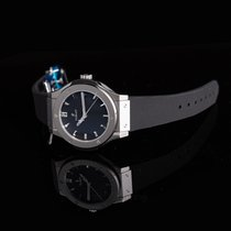 Hublot Classic Fusion Quartz new Quartz Watch with original box and original papers 581.NX.1171.RX
