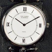 Van Cleef & Arpels 31mm Handopwind 2003 nieuw Wit