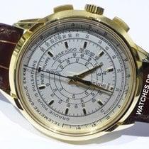 Patek Philippe Chronograph nové 40mm Žluté zlato